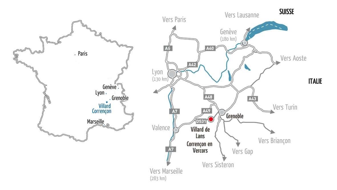 Centre Sport et Nature les Clots - Villard de Lans